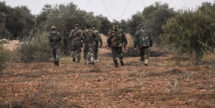 کشف شبکه ای از تونل تروریست ها در جنوب ادلب