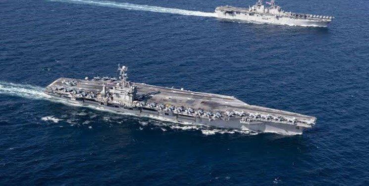 دلیل انگلیس از استقرار کشتی های جنگی بیشتر در خلیج فارس