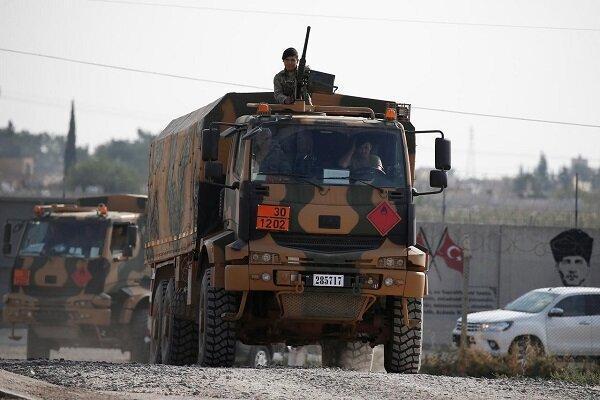پُست های دیدبانی ترکیه به مناطق تحت سیطره تروریست ها منتقل می گردد