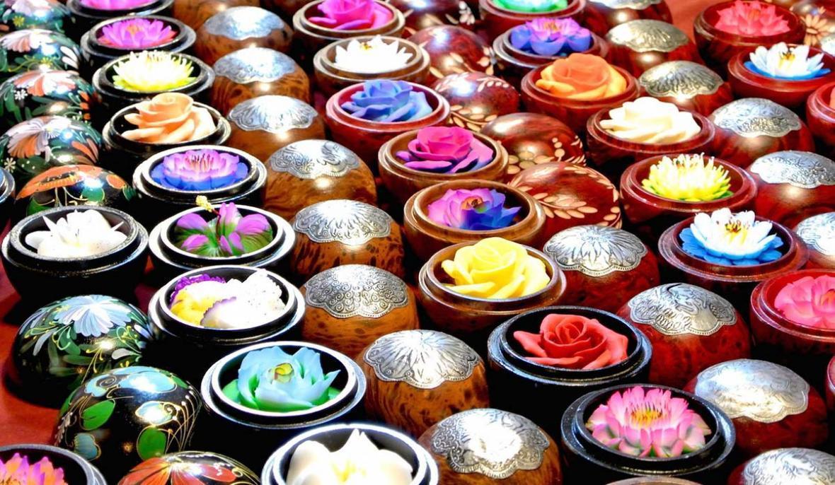 از تایلند چه سوغاتی هایی می توان خرید؟
