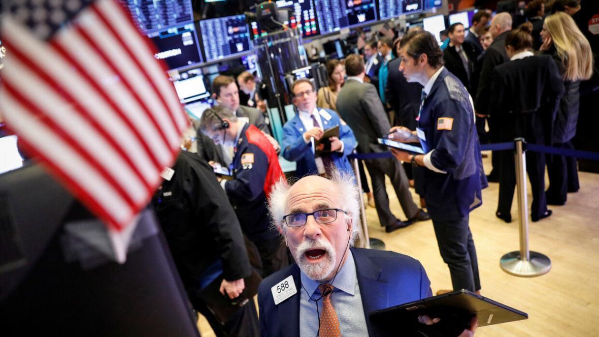 خبرنگاران کرونا بار دیگر بازار سهام آمریکا را لرزاند
