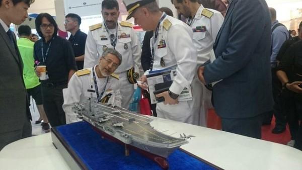 ملاقات سیاری با فرماندهان نظامی کانادا، ایتالیا، استرالیا و امارات