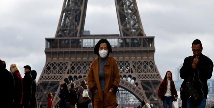 کرونا در فرانسه، ثبت 500 مورد مثبت و 15 فوتی طی 24 ساعت گذشته