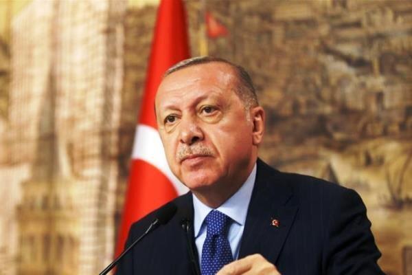 اردوغان با امیر قطر و مرکل درباره مقابله با کرونا مصاحبه کرد