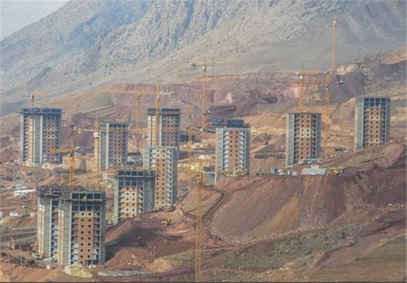 تکمیل 400 هزار واحد مسکونی در کشور