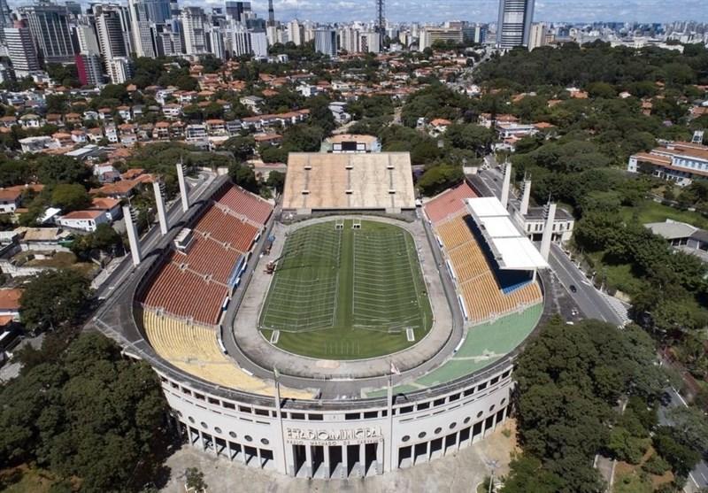 تغییر کاربری استادیوم سائوپائولو برای درمان بیماران مبتلا به کرونا