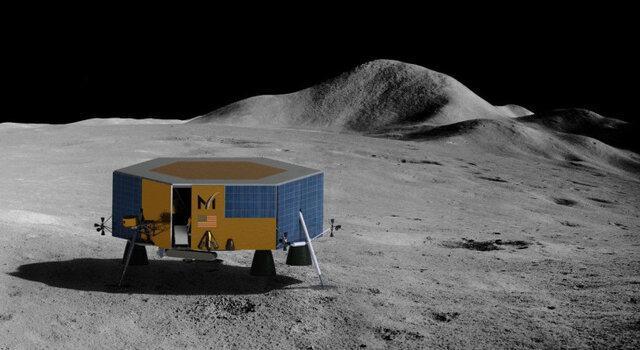 همکار جدید ناسا در رساندن تجهیزات به ماه انتخاب شد