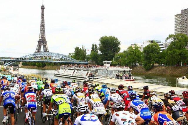 تور دو فرانس به عقب افتاد