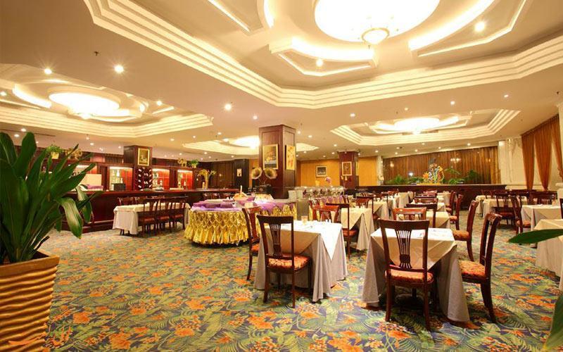 معرفی هتل کینگ وینگ پکن ، 5 ستاره