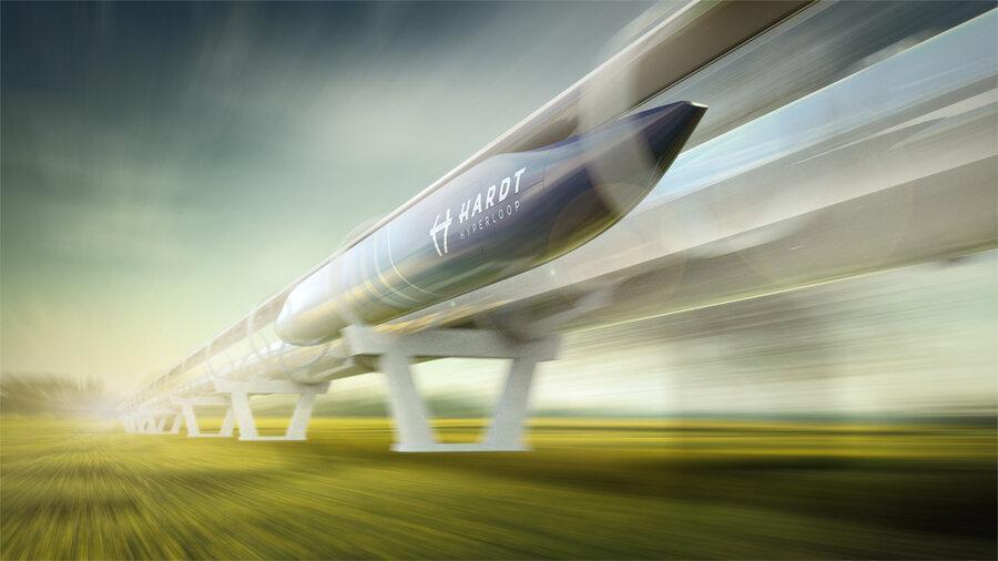 چمدان پاریس تا آمستردام در90 دقیقه ، هایپرلوپ آینده سفرهای بین المللی است؟