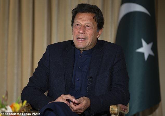 عمران خان نسبت به سیاست های متکبرانه و توسعه طلبانه هند هشدار داد
