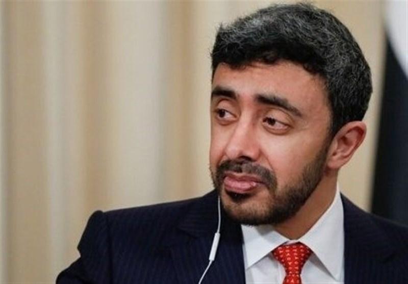 وزیر خارجه امارات: علاقه مند به توسعه روابط با عراق هستیم