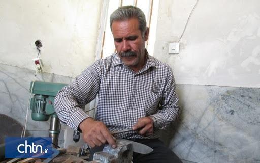 شناسایی 500 صنعتگر فعال صنایع دستی در نی ریز