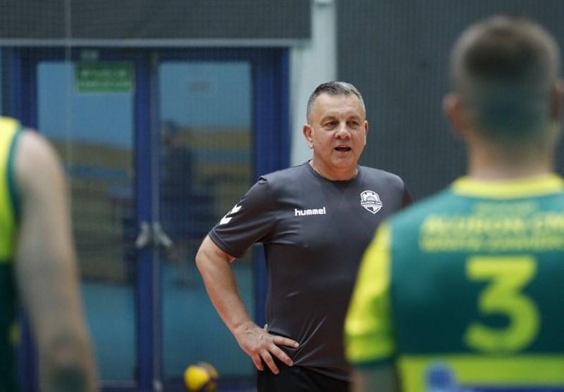 کولاکوویچ: ایران و صربستان بهترین تماشاگران جهان را دارند، بازیکنان تشنه والیبال هستند نه بدنسازی و استخر