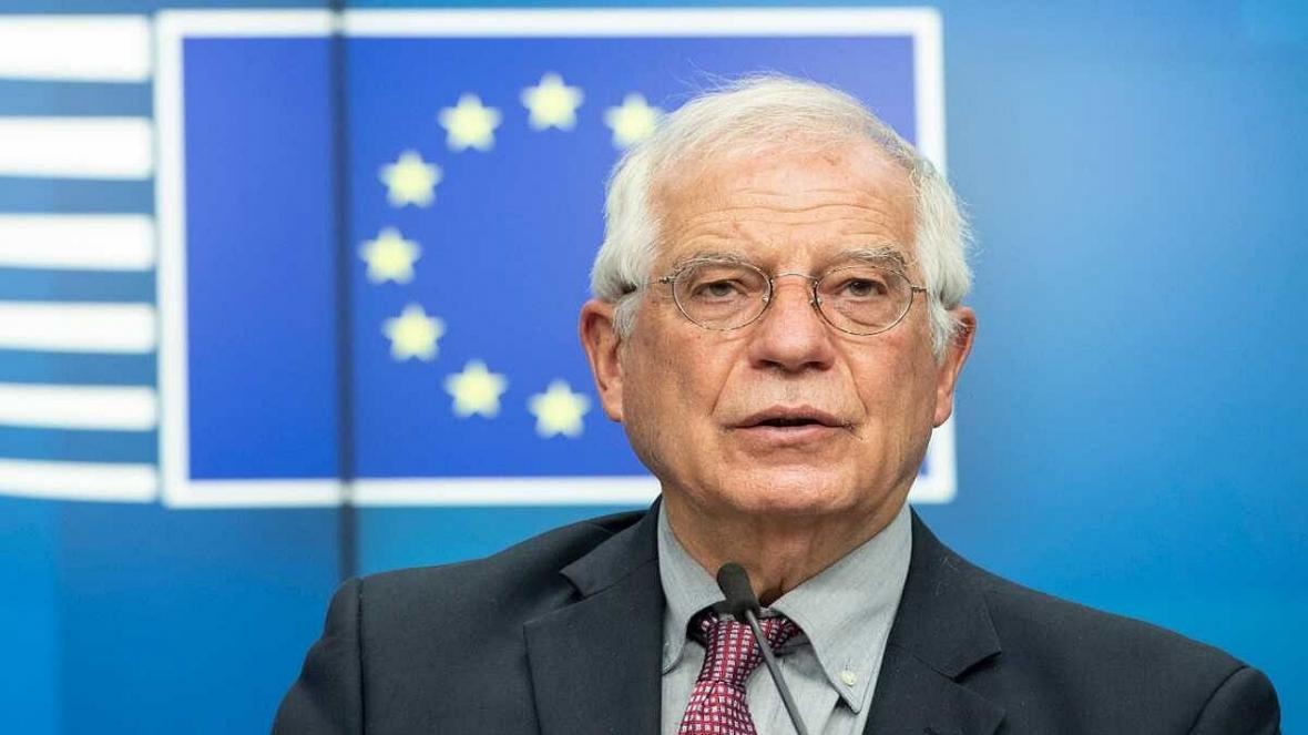 بورل: اتحادیه اروپا تمایلی به تکرار سناریوی اوکراین در بلاروس ندارد