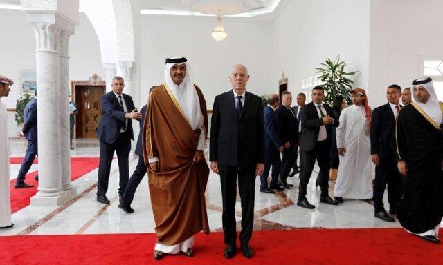 رئیس جمهور تونس هفته آینده به قطر می رود