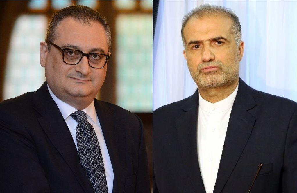 خبرنگاران مذاکرات ایران و روسیه درباره همکاری های دو جانبه و منطقه ای