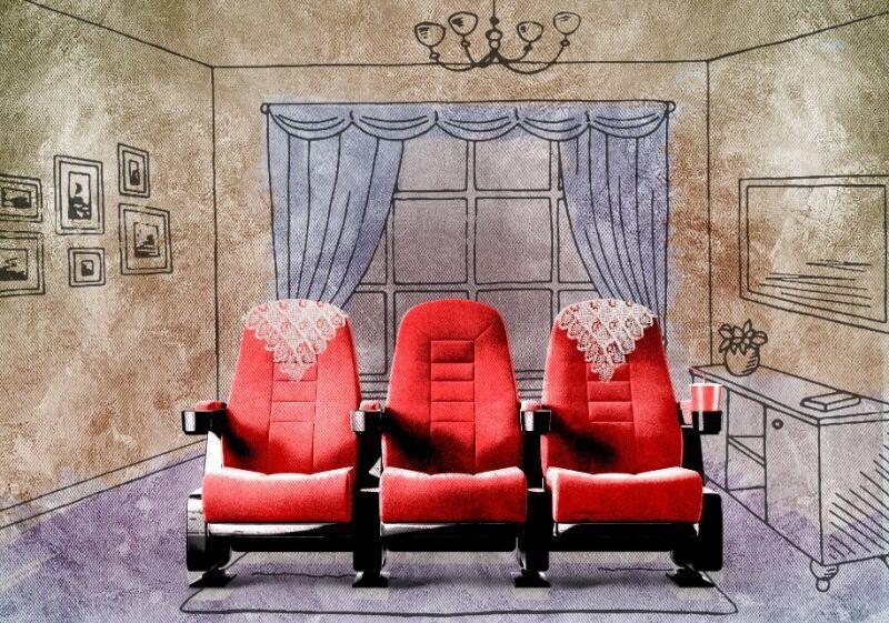 خبرنگاران سینمای آمریکا نمی تواند نقش برادر عظیم هنر هفتم را ایفا نماید
