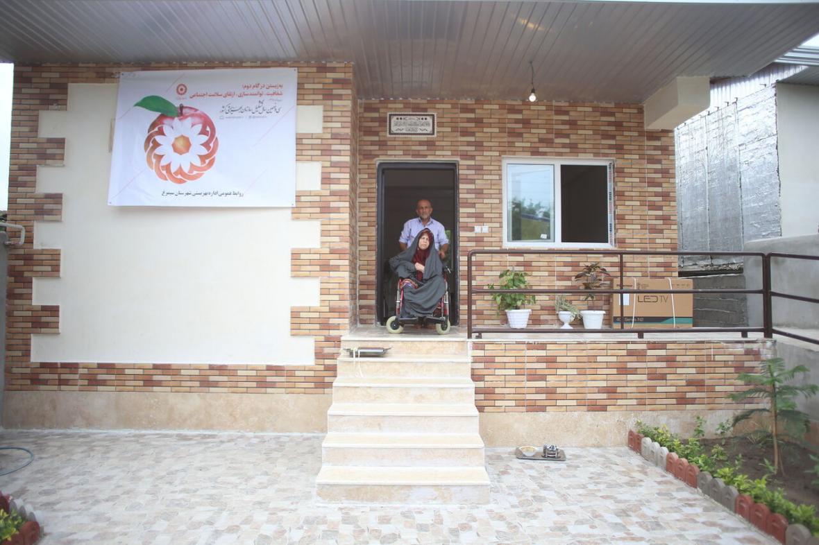 خبرنگاران 232 خانواده 2 معلولی در چهارمحال و بختیاری صاحب خانه شدند