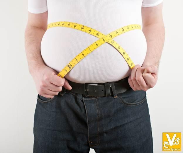 چاقی شکمی و راههای پیشگیری و درمان آن