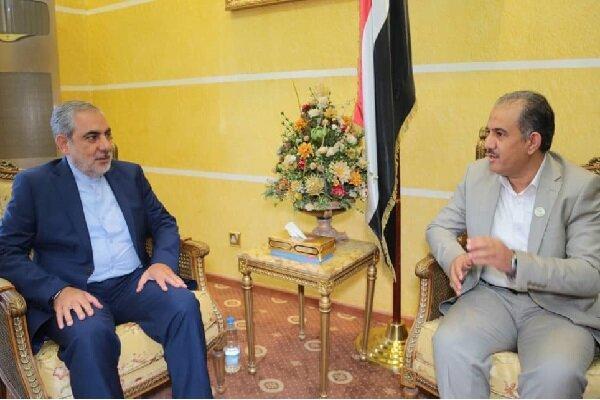 ایران آماده همکاری با یمن در زمینه بازسازی این کشور است