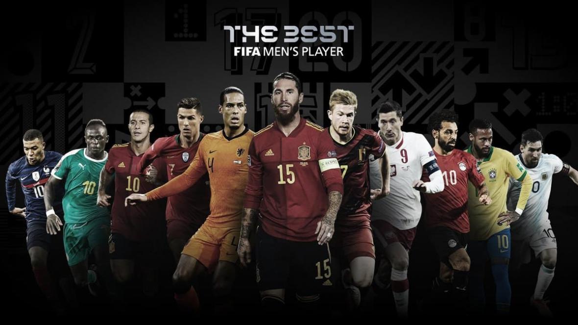 نامزدهای جایزه The Best سال 2020 فیفا معرفی شدند؛ از مسی و رونالدو تا هانسی فلیک و یورگن کلوپ