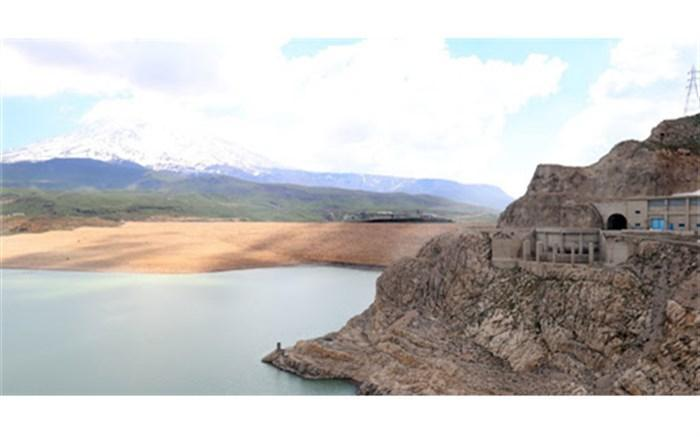 شروع عملیات مرحله شانزدهم پمپاژ آب شرب از سد لار به تهران