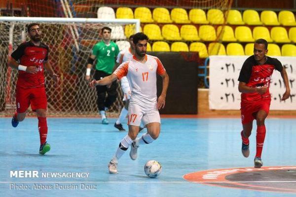 شکست مدافع عنوان قهرمانی و پیروزی پرگل تیم شمسایی