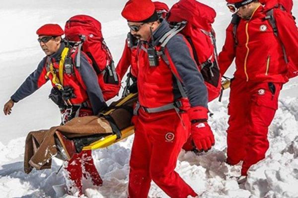 اسامی 8 کوهنورد جانباخته در ارتفاعات شمال تهران