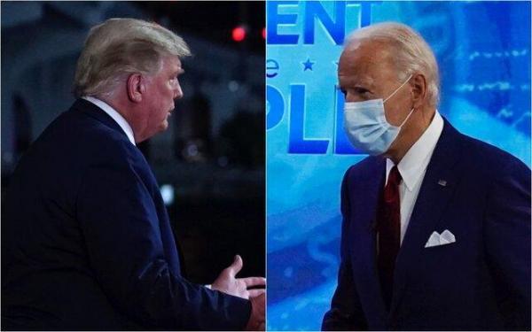 بایدن: جمهوری خواستار نجیب تمایل به جدایی از ترامپ را دارند