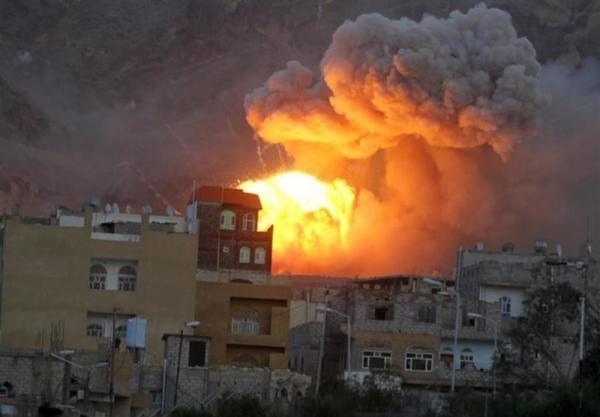 حملات راکتی و توپخانه ای ارتش سعودی به مناطق مسکونی در صعده