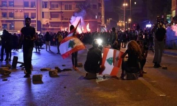 اعتراضات در بیروت و طرابلس علیه اوضاع نابسامان معبشتی