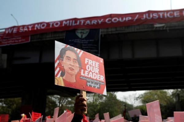 بزرگترین اجتماع مخالفان کودتای میانمار امروز برگزار می گردد