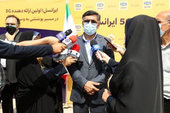 آمادگی ایرانسل برای توسعه پژوهش های 6G در کیش