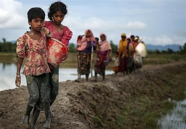 احتمال دیپورت مسلمانان روهینگیا از هند به میانمار