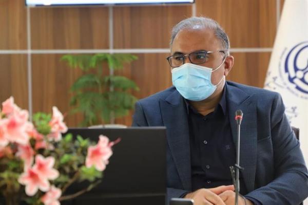 آمار بیماران کرونایی بستری در فارس 4 رقمی شد