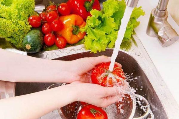 میوه و سبزیجات زیاد بخورید