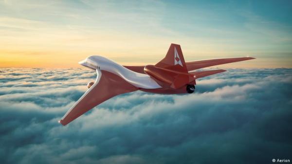 هواپیمای مسافربری که چهاربرابر صوت سرعت دارد