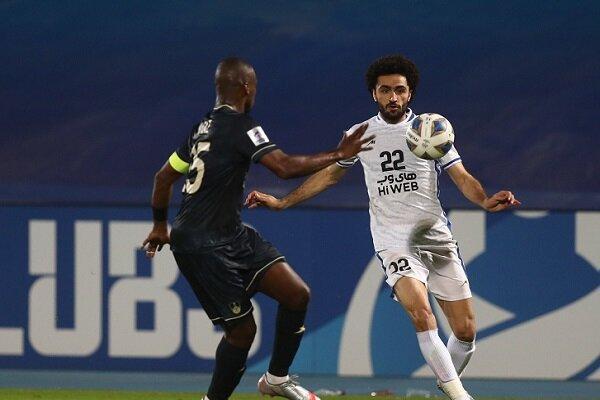 بابک مرادی بیستمین بازیکن استقلال در آسیا