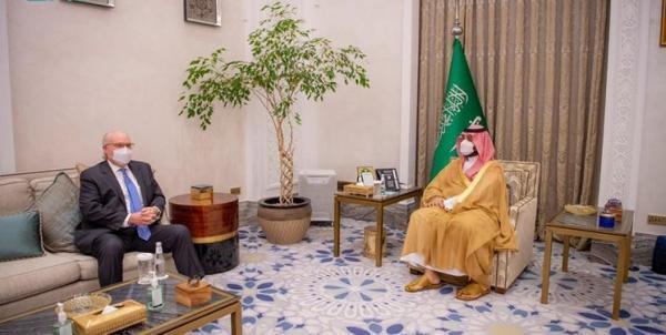 نماینده آمریکا در امور یمن با محمد بن سلمان ملاقات کرد