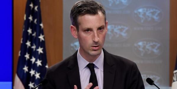 واشنگتن: شرایط کنونی با ایران بحرانی است که ما آن را به ارث برد ه ایم
