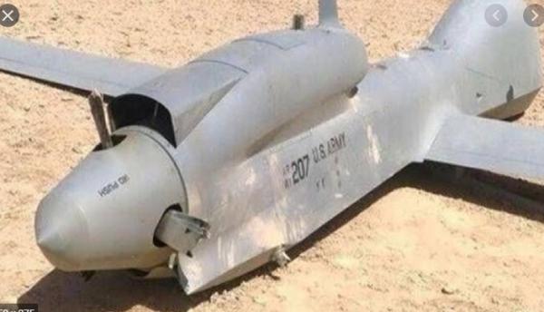 سقوط هواپیمای جاسوسی ائتلاف سعودی در آسمان نجران