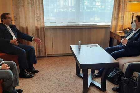 ملاقات نماینده چین در مذاکرات وین با عراقچی