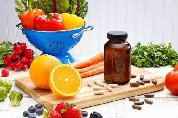 این گزینه های غذایی را جایگزین مولتی ویتامین ها کنید