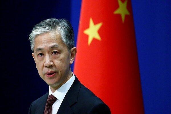 وانگ ون بین: آمریکا سیاست چین واحد را نقض نموده است