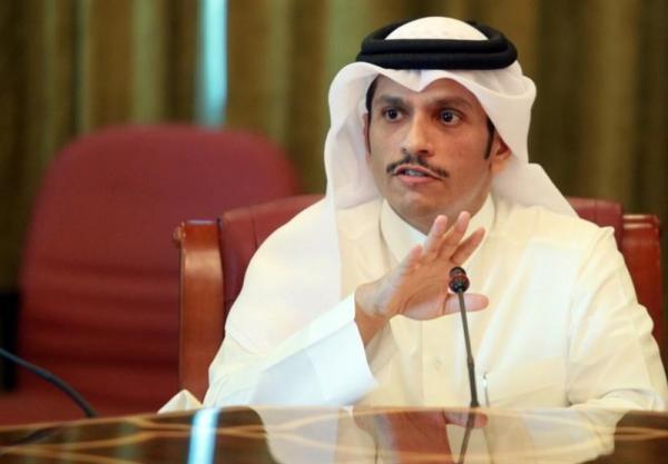 تأکید قطر بر حمایت از لبنان برای برون رفت از بحران کنونی