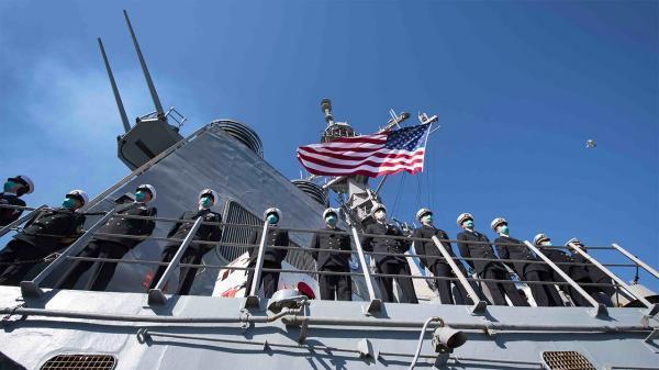 روسیه خواستار توقف رزمایش آمریکا و ناتو در دریای سیاه شد