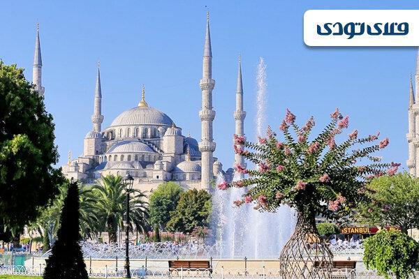 برترین هتل های استانبول از دیدگاه کاربران
