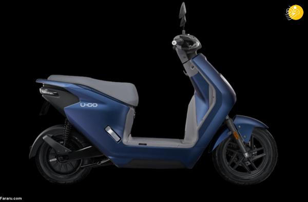 موتورسیکلت برقی نو و مقرون به صرفه قیمت هوندا